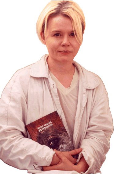 Swedish writer Mare Kandre